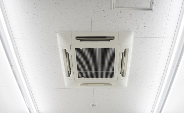 Ceiling Mounted Air conditioning Blackpool